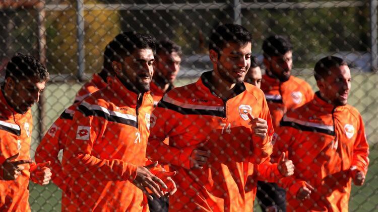 Adanaspor, Alanyaspor kupa rövanşına hazır!