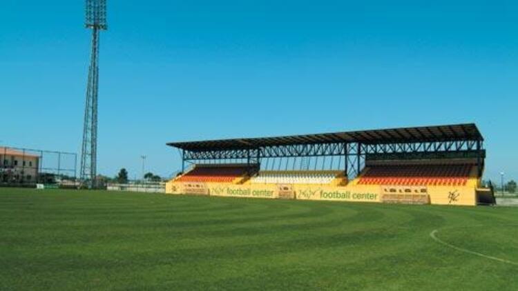 """""""Antalyaspor-Eyüpspor"""" kupa rövanş maçının sahası değişti!"""