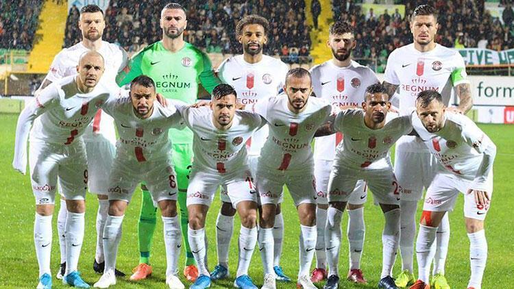 Antalyaspor - Eyüpspor maçının stadı değişti!