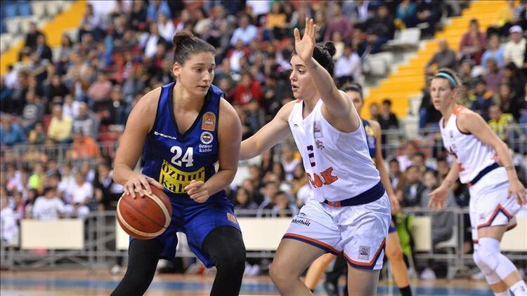 Cecilia Zandalasini Fenerbahçe'de oynayarak hayalini gerçekleştiriyor