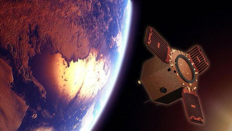 GÖKTÜRK-2, yörüngesindeki 7'nci yılını tamamladı