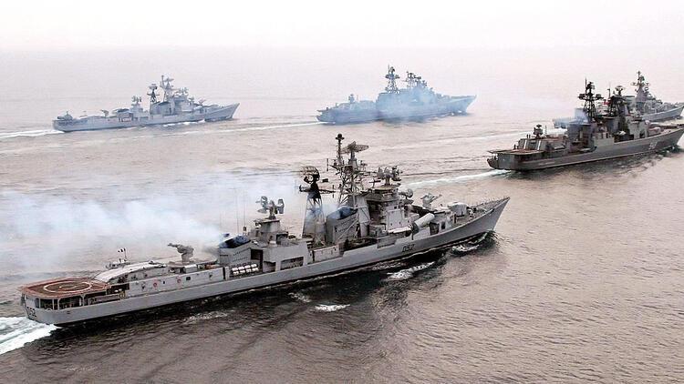 Rusya Akdeniz'de tatbikat başlattı: Suriye rejimi de katılıyor