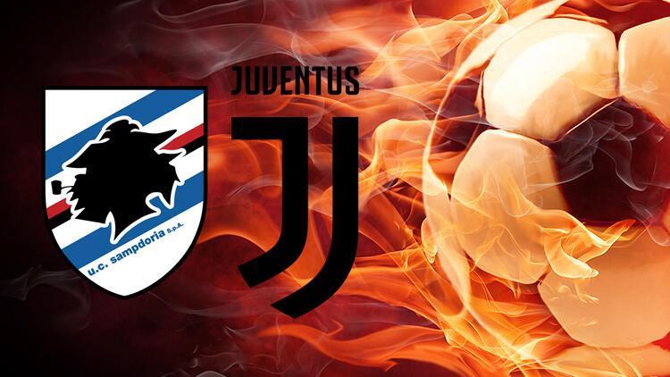 Merih Demiral ilk 11'de | Sampdoria - Juventus
