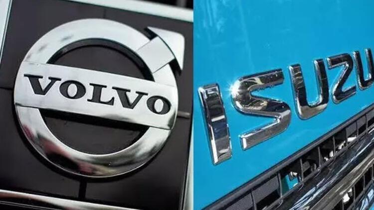 Isuzu ve Volvo teknolojide işbirliği yapacak
