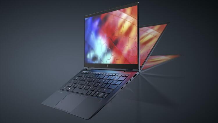 HP'den 1 kilogramdan hafif dizüstü bilgisayar: HP Elite Dragonfly
