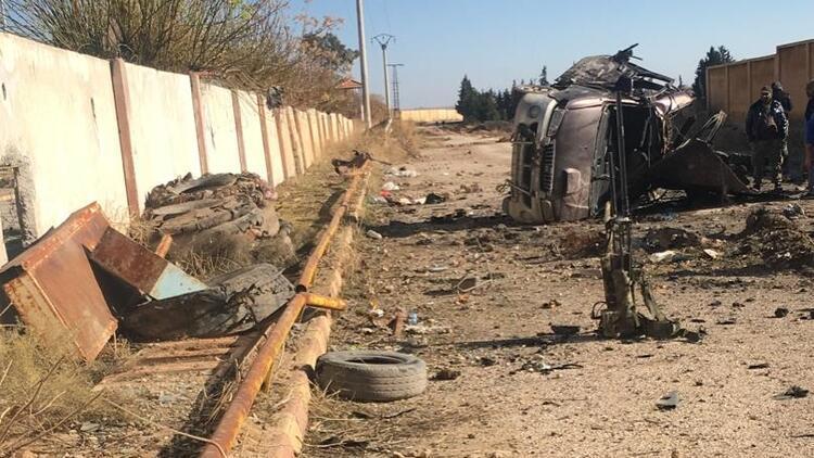 Son dakika haberler: MSB duyurdu: Tel Abyad'da 2 sivil hayatını kaybetti