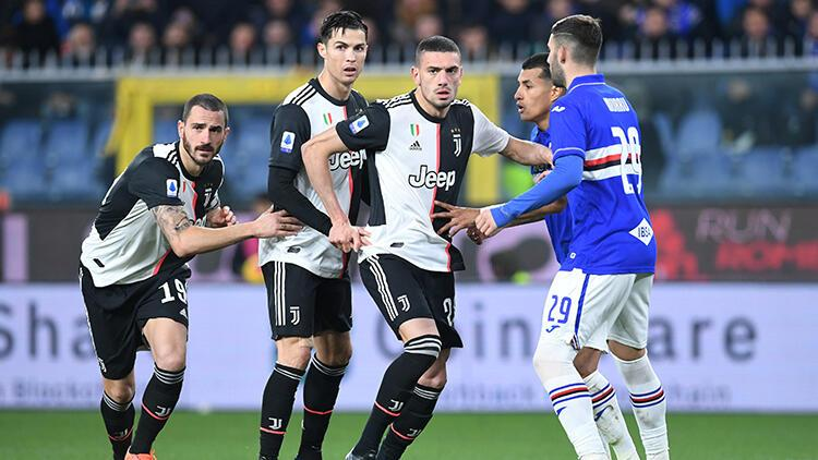 Merih Demiral üst üste 3. kez 11'de oynadı, Juventus deplasmanda kazandı!