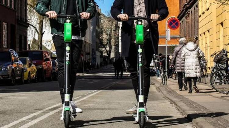 Elektrikli scooter için haftalık abone olma dönemi başlıyor