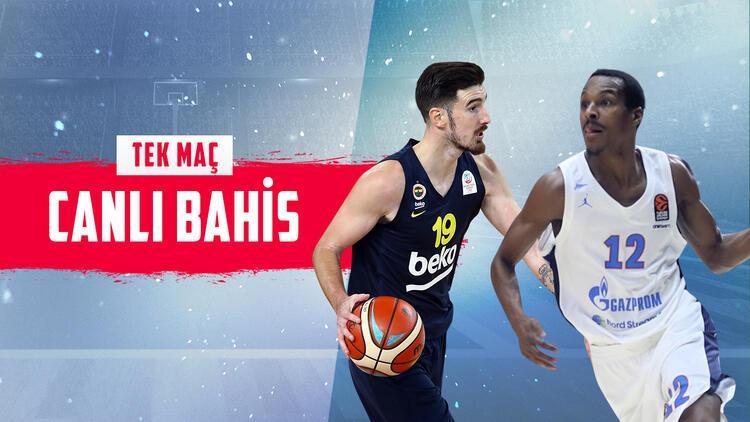 Fenerbahçe Beko, Ataşehir'de kazanmak istiyor! 10 sayı fark gelirse iddaa'da...
