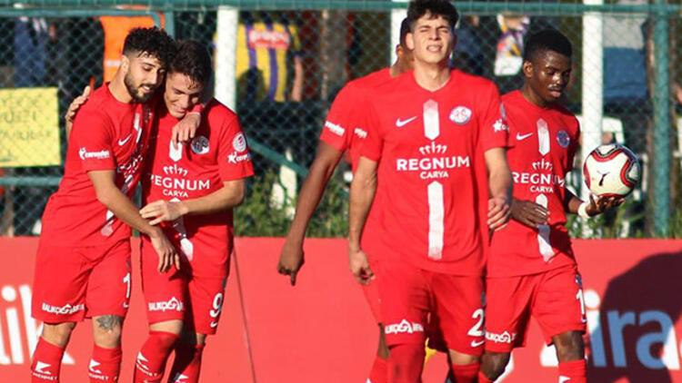Antalyaspor'da 3 isim Ankaragücü maçında yok