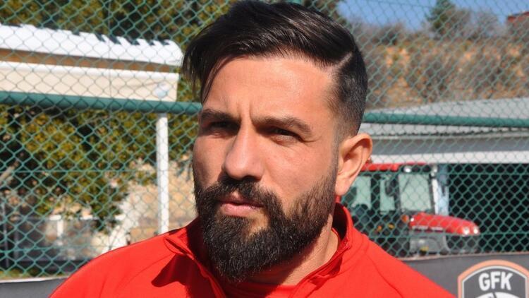 Altay, Gaziantep FK'nın tecrübeli ismi Kenan Özer'in peşinde!
