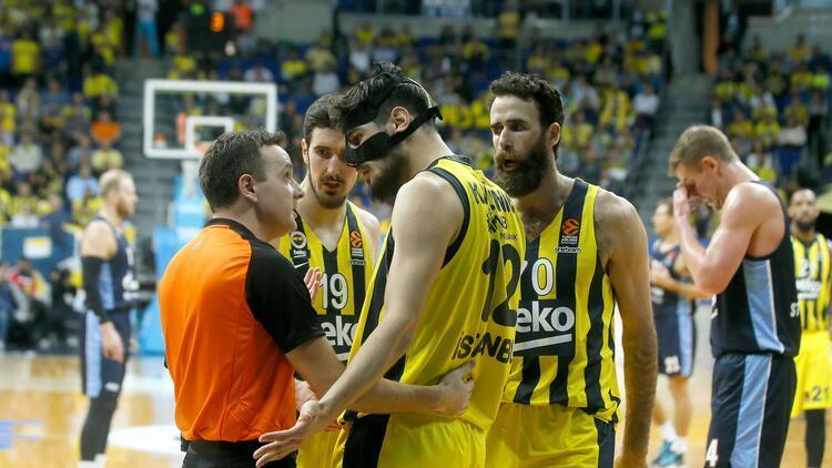 Fenerbahçe Beko 81- 84 Zenit | Maçın özeti