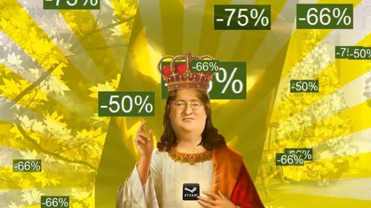 Steam kış indirimleri başladı İşte fiyatı düşen oyunlar