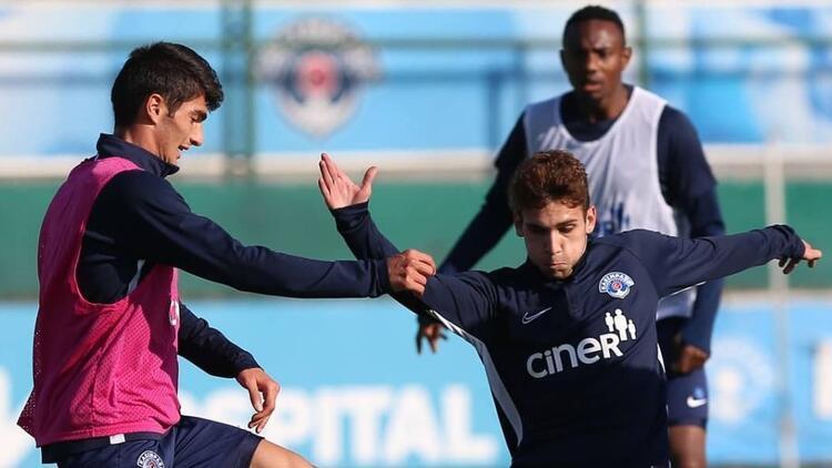 Kasımpaşa, Süper Lig'de yarın Gaziantep FK'yi konuk edecek