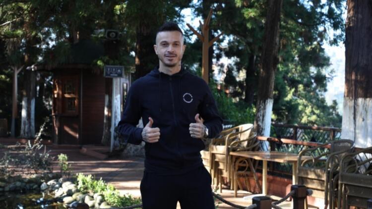 """Çaykur Rizesporlu Boldrin: """"Rize'de herkes güler yüzlü ve kendinizi güvende hissediyorsunuz"""""""