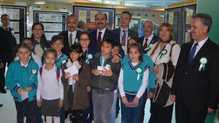 Ankara milli pul sergisi açıldı