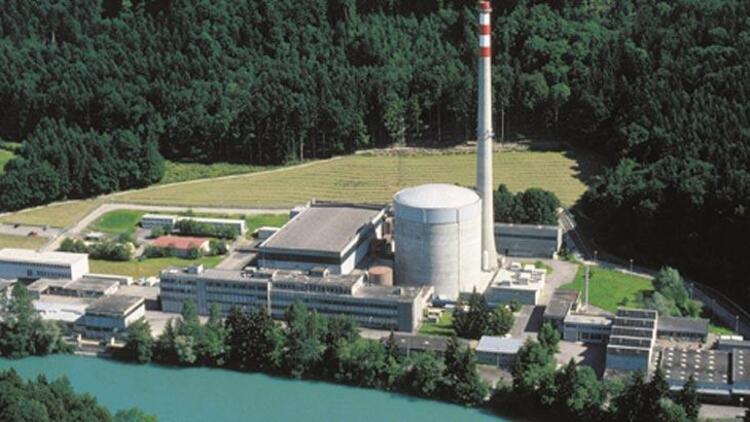 Son dakika haberleri: İsviçre'de 47 yıldır faaliyet gösteren nükleer santral kapatıldı