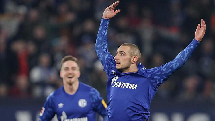 Ahmed Kutucu attı, Ozan Kabak oynadı, Schalke 1 puan aldı!