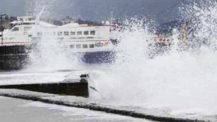 İstanbul'da İDO ve BUDO'dan sefer iptalleri