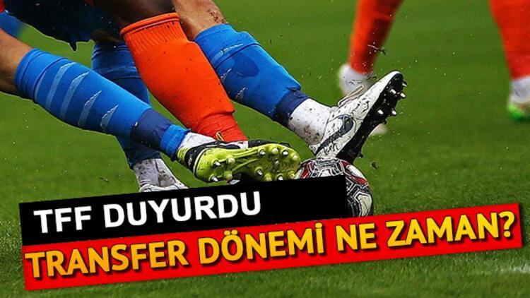 Süper Lig'de ara transfer dönemi ne zaman başlıyor? İlk yarı ne zaman bitecek?