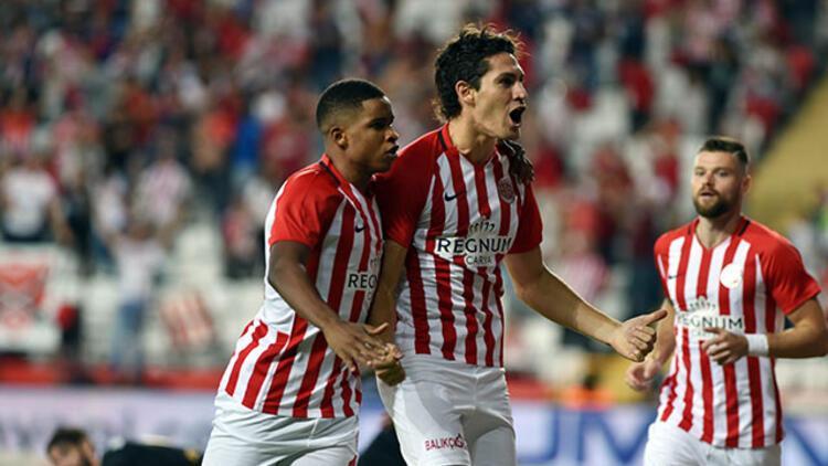 Blanco, ligde 98 gün sonra gol sevinci yaşadı