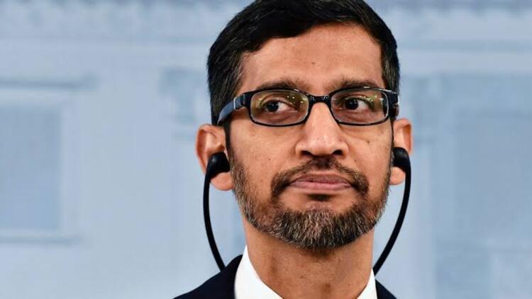 Google CEO'su Sunder Pichai'nin yıllık maaşı ne kadar?
