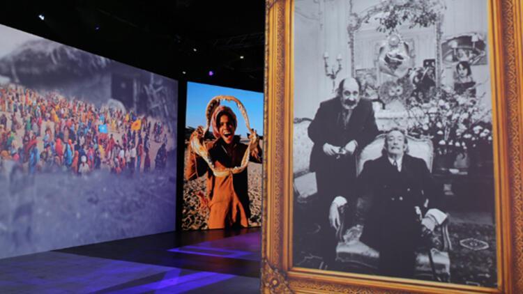 Ara Güler Dijital Fotoğraf Sergisi sanatseverlerden yoğun ilgi gördü