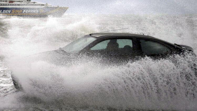 Son dakika haberi... Meteorolojiden o kente fırtına uyarısı