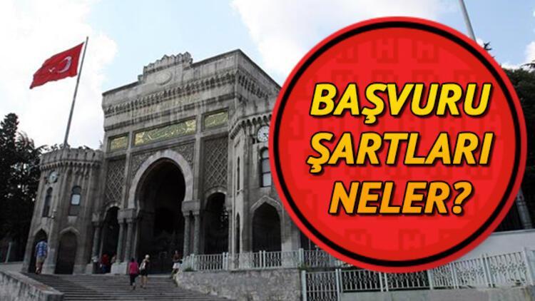 İstanbul Üniversitesi 17 araştırma ve öğretim görevlisi alacak! Başvuru şartları neler?