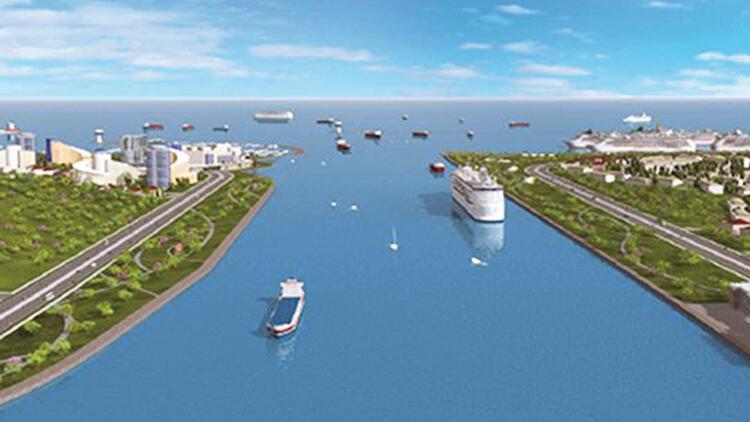Kanal İstanbula 500 binlik şehir