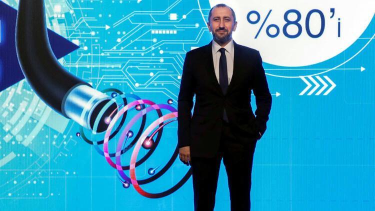 Türk Telekom, fiberde 7,5 milyon kilometreye ulaştı