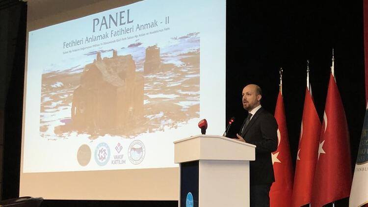 Bilal Erdoğan: 21inci yüzyıl Türkiyesi sizlerin eseri olacak