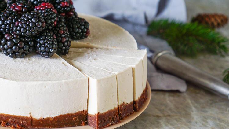 Yılbaşı İçin Sağlıklı Bir Tarif: Raw Vegan Pasta