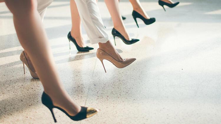 Erkeklerden Kadınlara Geçen Bir Hikaye: Topuklu Ayakkabının Doğuşu