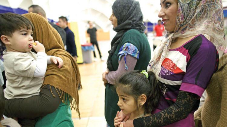 Sınır dışı edilecek 246 bin kişi, bekletilen yer kapasitesi 577!
