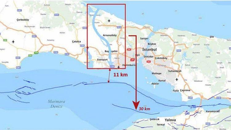 Son dakika haberi: AFAD'dan Kanal İstanbul açıklaması