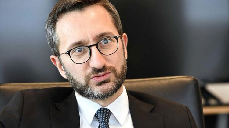 İletişim Başkanı Fahrettin Altun'dan 'Kanal İstanbul' açıklaması: Boğaz'ın özgürlük projesidir