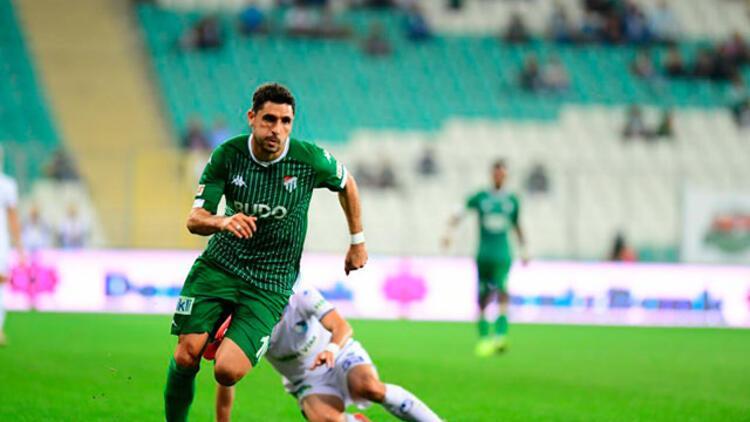 Bursaspor lideri Hatayspor'u ağırlıyor