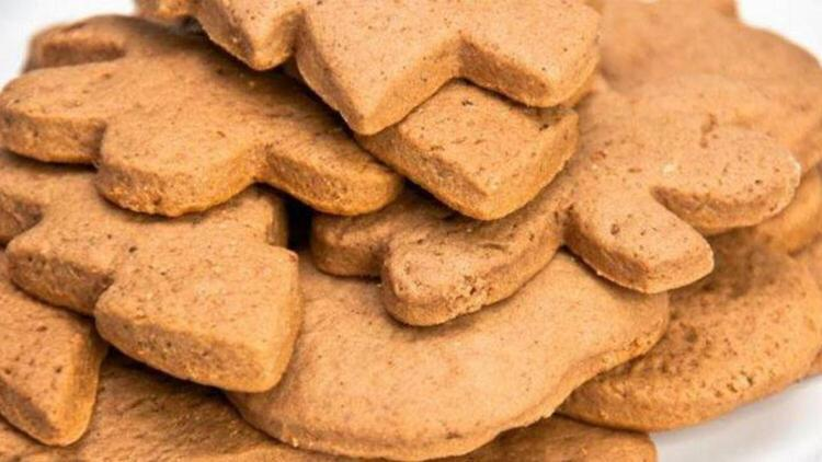 Zencefilli kurabiye nasıl yapılır? Adım adım zencefilli kurabiye tarifi