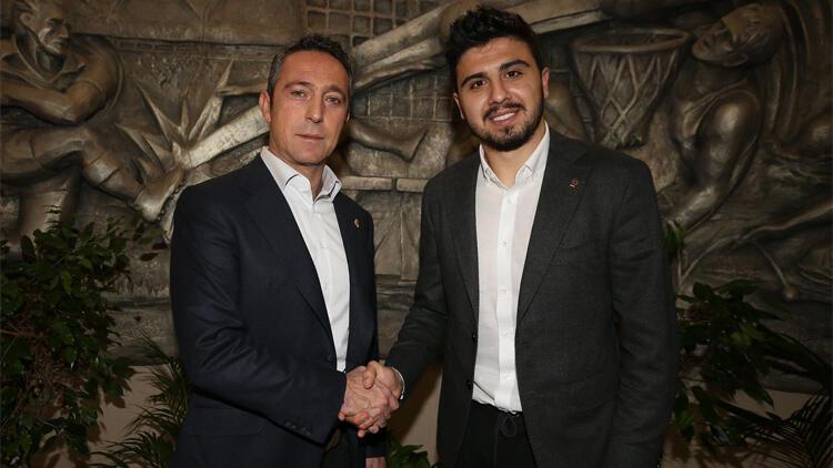 Son Dakika | Ozan Tufan 3+1 yıllığına Fenerbahçe'de