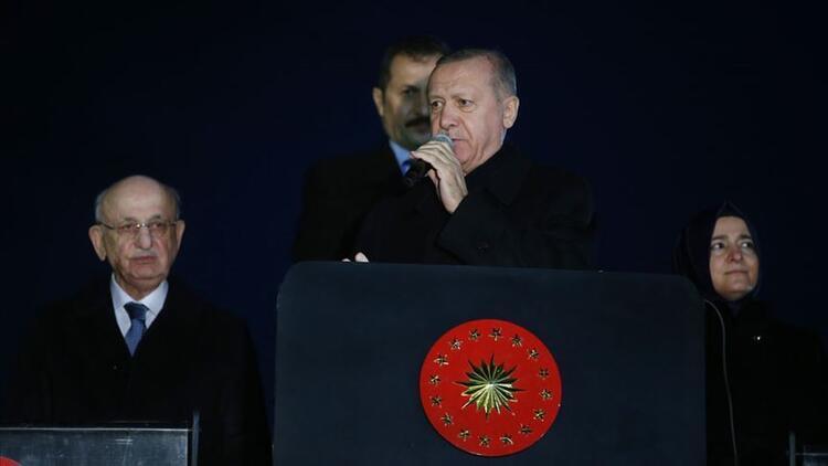 Son dakika haberi: Cumhurbaşkanı Erdoğan: Türkiye'nin otomobilini kötülemek için seferberlik ilan ettiler