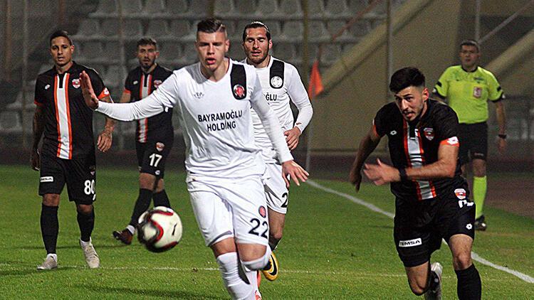 Adanaspor 2-0 Fatih Karagümrük