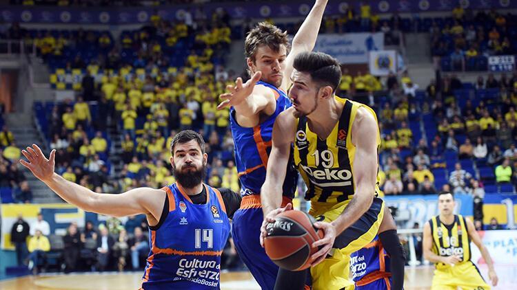 Fenerbahçe Beko 98-100 Valencia