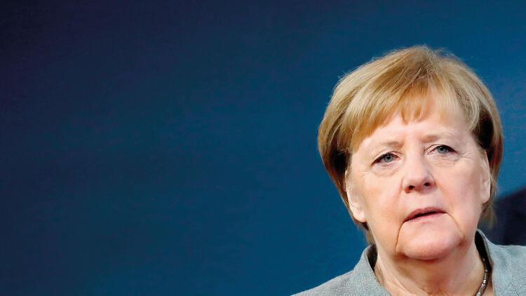 Merkel  yeni yılda Ankara'ya geliyor