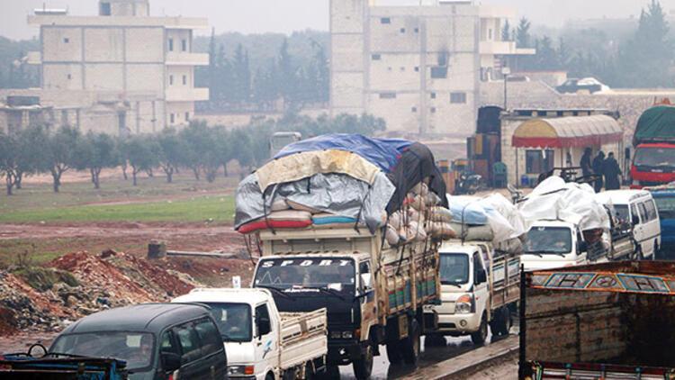 İdlib'de ağır bilanço