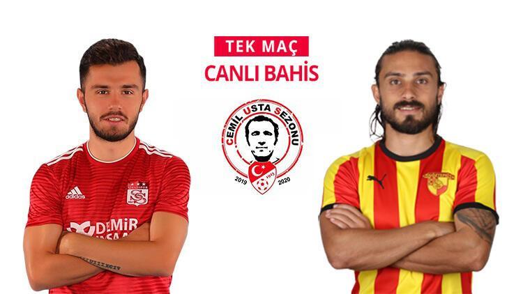 Göztepe, Sivas'a 8 eksikle geldi! Liderin iddaa'da 2 gol atmasına...