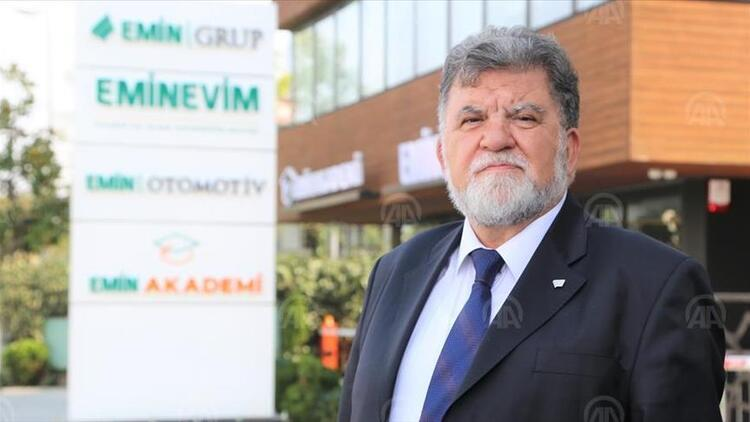 Emin Grup Yönetim Kurulu Başkanı Üstün, son yolculuğuna uğurlandı