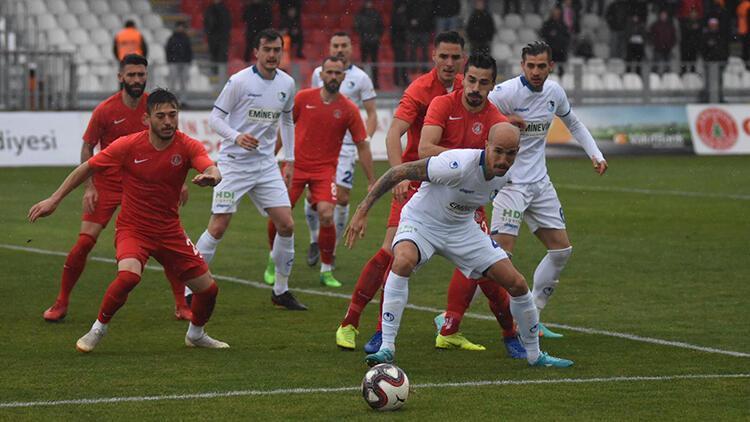 Cesar Grup Ümraniyespor 1-2 Büyükşehir Belediye Erzurumspor