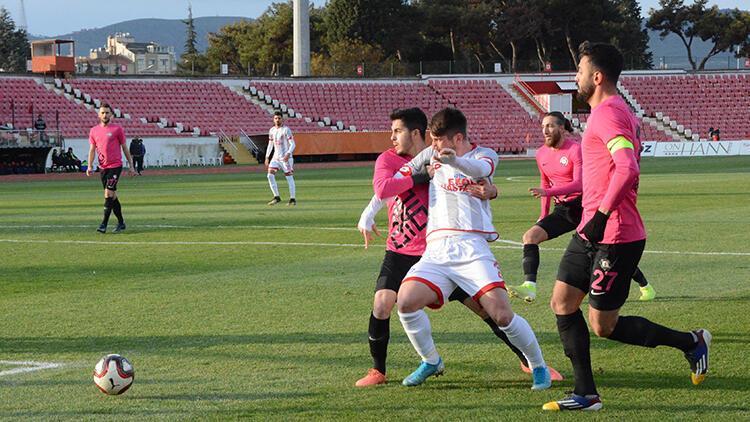 Ekol Hastanesi Balıkesirspor 1-1 Osmanlıspor