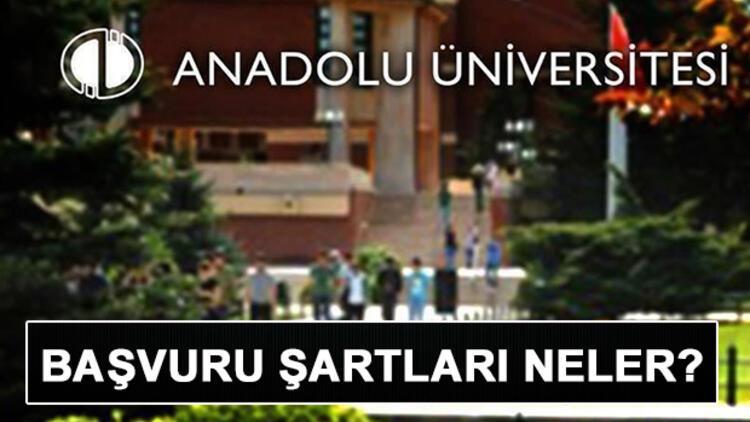 Anadolu Üniversitesi 31 öğretim görevlisi alacak - İşte başvuru şartları ve tarihleri
